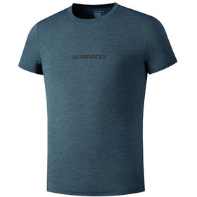 Shimano Yara Tech Tee Men, blue